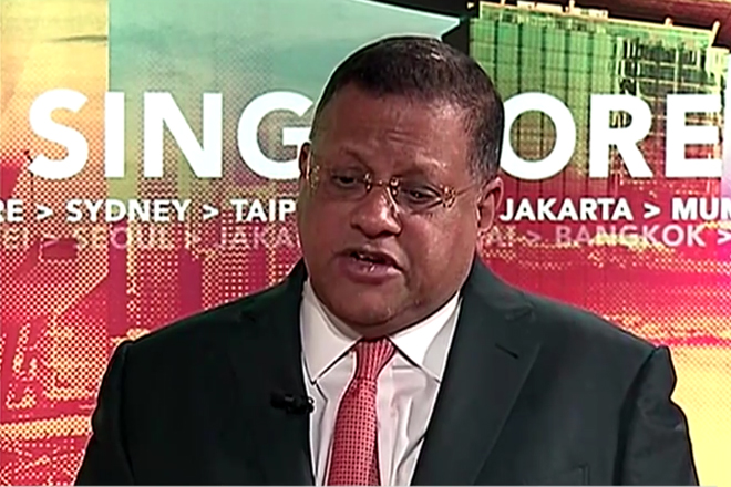 Central Bank Governor on Bloomberg (VIDEO)