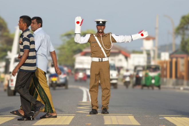 UK supports professional development of Sri Lanka Police