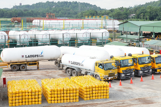 Sri Lanka's LAUGFS to resume LPG purchases from Iran