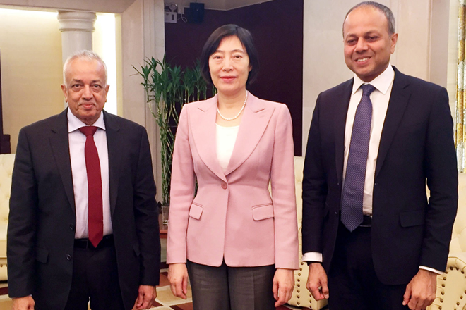 China positive on trade, investment says Malik after visit