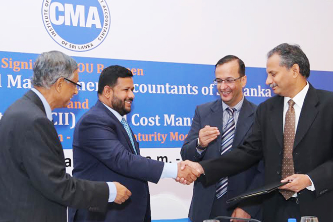 Cost Management Maturity Model introduced to Sri Lanka