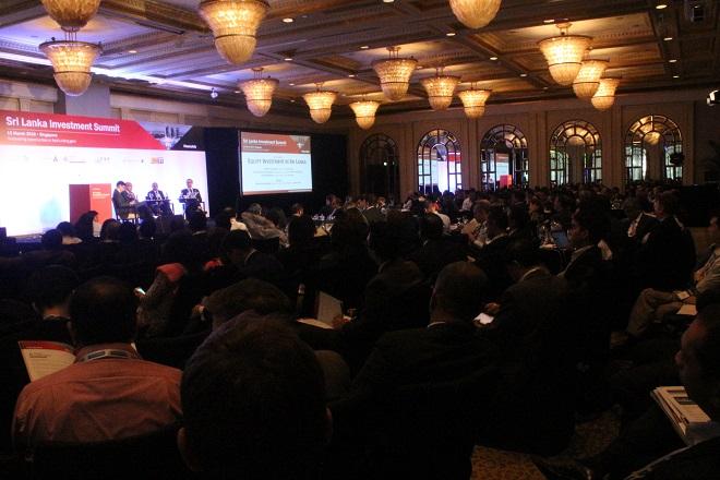 singapore investment summit