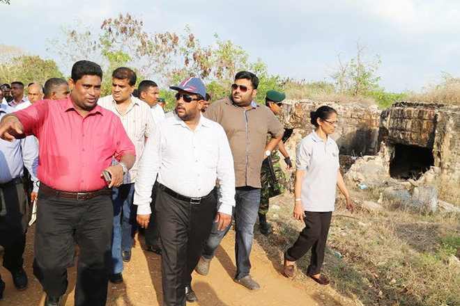Paranthan Factory reconstruction starts this year with Rs525Mn