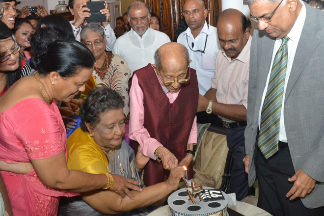 'Lester, Cinema and Sri Lanka' launched on maestro's 97th birthday