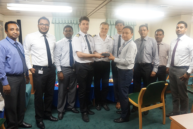 Colombo's CICT port extends services for new shipping lines