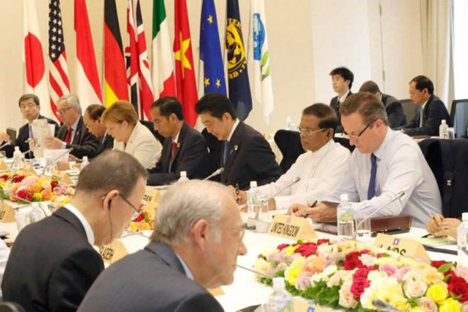 President calls on developed nations to invest in Sri Lanka