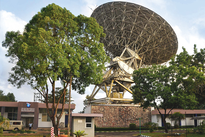 Rapid development for communication infrastructure in remote areas