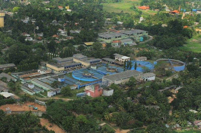 Ambatale Water Treatment Plant