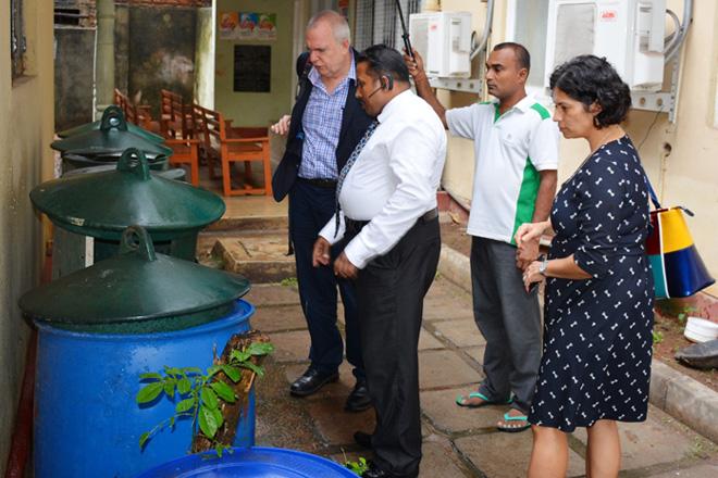Australia and Sri Lanka cooperate to eradicate dengue