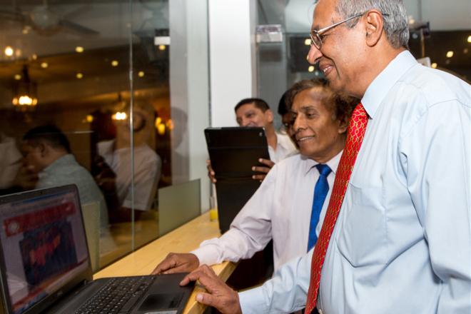 Ex-Sampath Bankers Club launches web & social media accounts