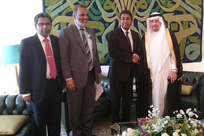 Saudi agrees to share ‎employment status of Lankan workers: Harsha de Silva