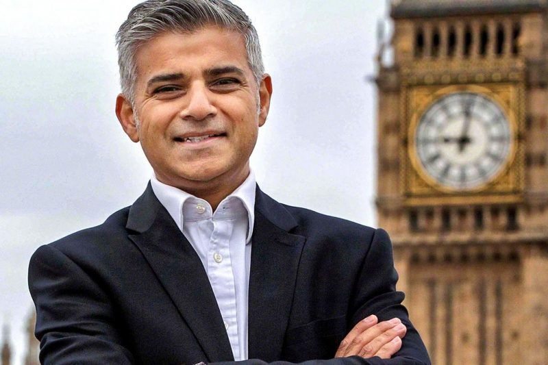 London swears in first Muslim Mayor