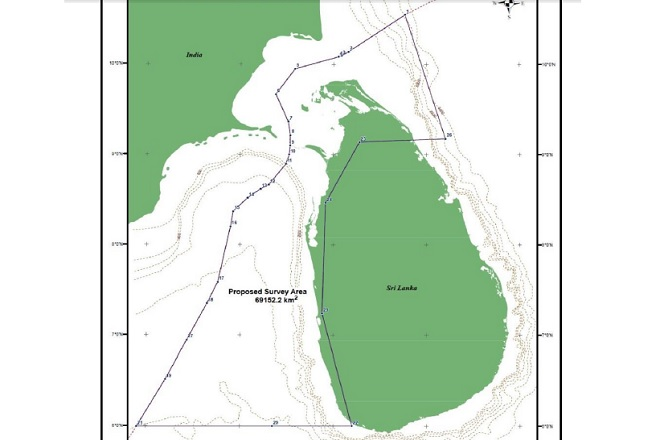EOIs called for geophysical surveys off Mannar, Cauvery Sri Lanka