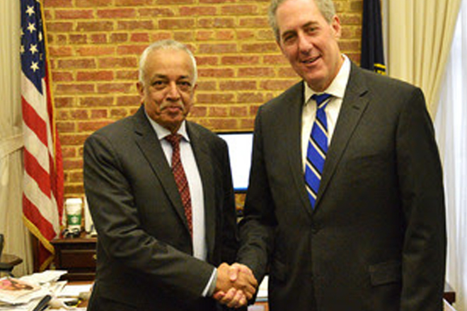US, Sri Lanka adopts Joint Action Plan to boost bilateral trade in 5 yrs