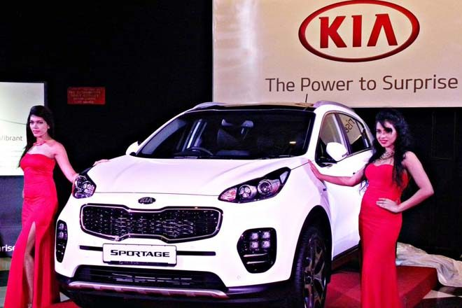 Kia Motors revs up for growth with Rs.800Mn Malabe complex
