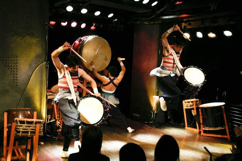 """HA-YA-TO"" a Japanese traditional Taiko drumming trio to perform ""Cool Japan, Warm Sri Lanka"""