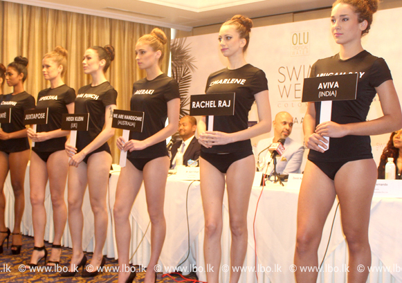 Designer swimwear show to be held at Colombo Port