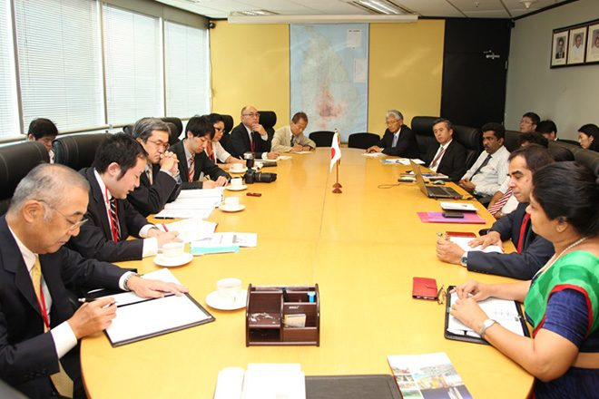 BOI briefs investment opportunities for Japanese biz delegation