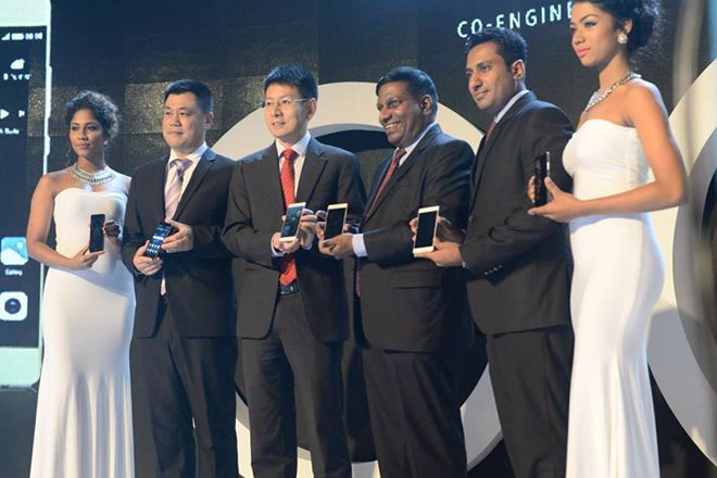 Huawei's flagship P9 unveils in Sri Lanka