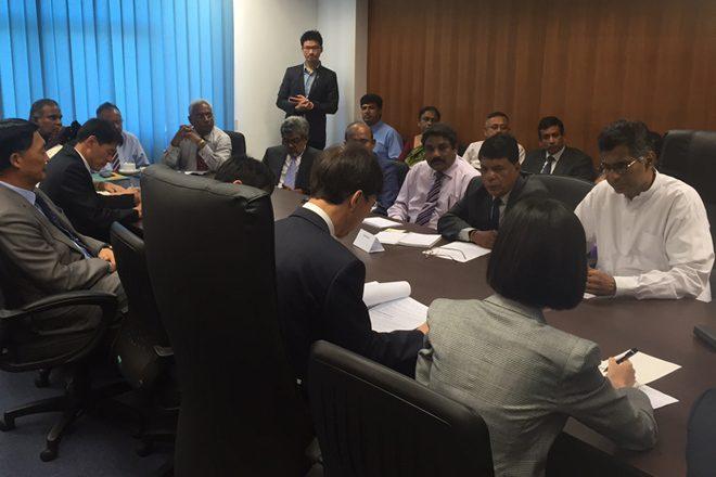 Korea mulls mega infrastructure projects in Sri Lanka