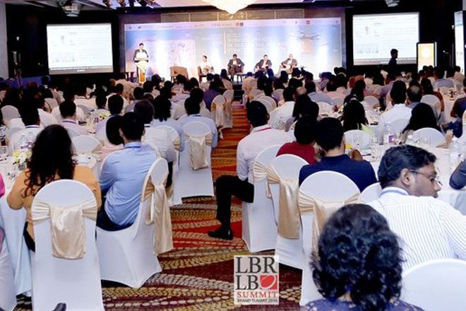 LBR LBO Brand Summit 2016 inspires marketers with brand innovation
