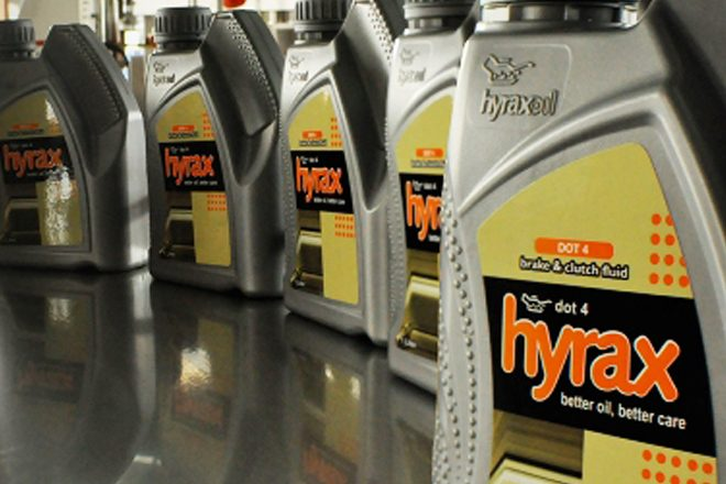 Hyrax Oil lubricant blending plant declared open in Muthurajawela