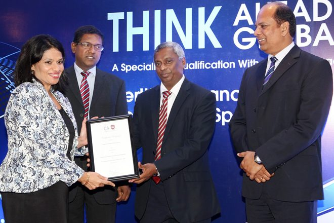 CA Sri Lanka launches finance & accounting course for IT/BPO sector