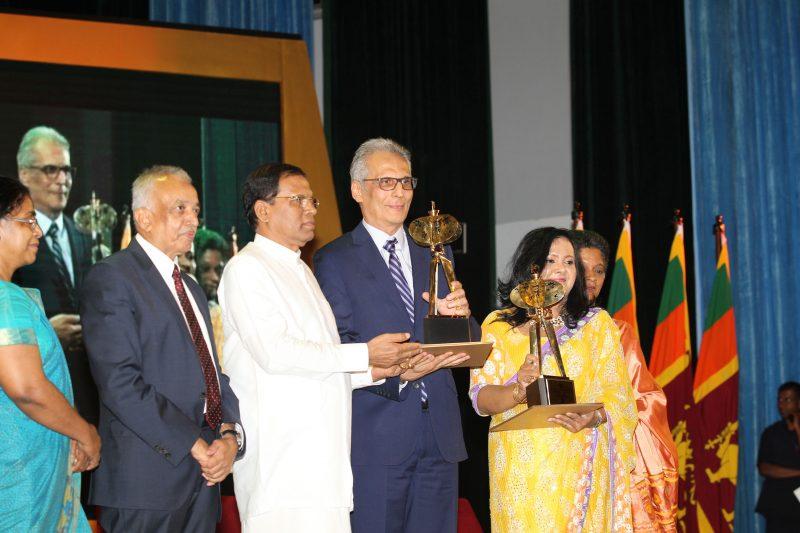 Brandix bags 11 awards at Presidential Export Awards, ranked Sri Lanka's top exporter in 2014 & 2015
