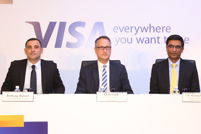 Visa opens up branch in Sri Lanka to boost electronic payments