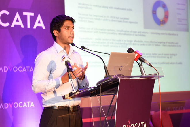 Deshal explains what is wrong with Sri Lankan economy