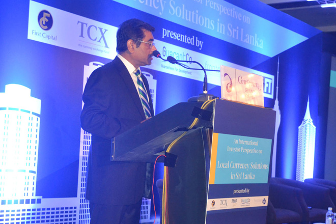 Sri Lanka has demand for higher yielding financial instruments: Nandalal