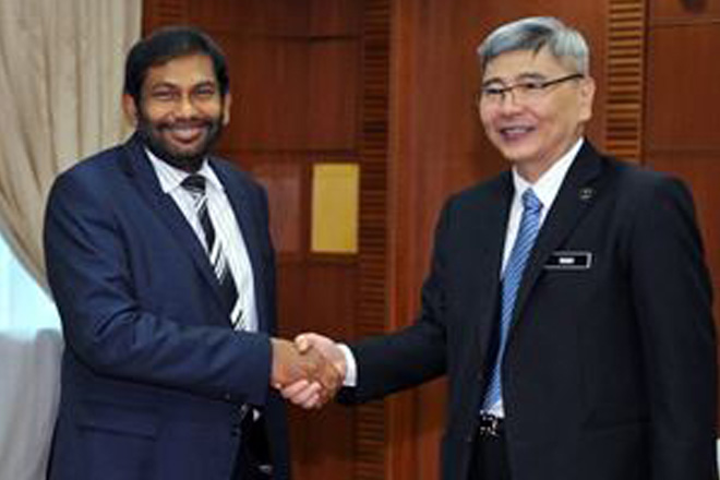 Malaysia's exports to Sri Lanka up 44-pct in 1H 2016