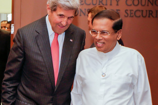 President meets Obama, John Kerry and Ban Ki-moon at UNGA