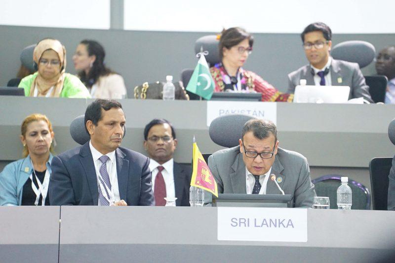 Socio-economic development key for NAM countries: Samarasinghe