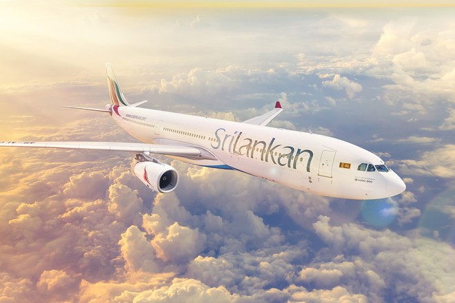Srilankan airlines shows slight dip in carbon efficiency rankings for 2018