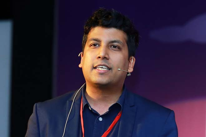 Marketing Sri Lanka as a prime investment destination – Anupam Yog   Infrastructure Summit 2016 S5K1