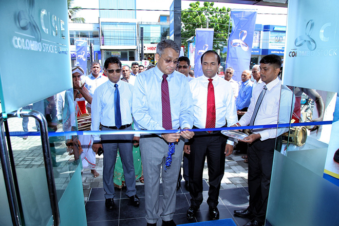 CSE opens new branch in Ambalantota