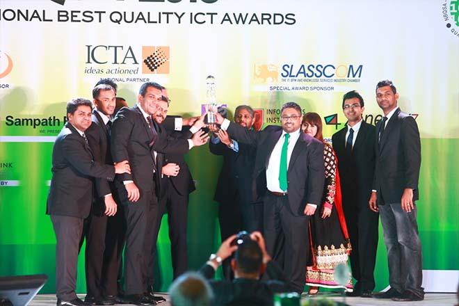 CAMMS wins 2016 national ICT awards