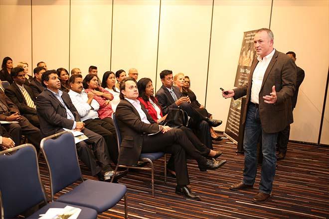 Dusit Thani Sri Lanka promote real estate invetment in Australia