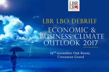 LBR LBO Debrief – Economic & Business Climate Outlook 2017