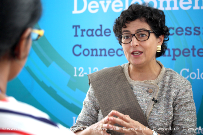 LBO TV: Interview with Arancha Gonzalez, Executive Director – Int'l Trade Centre
