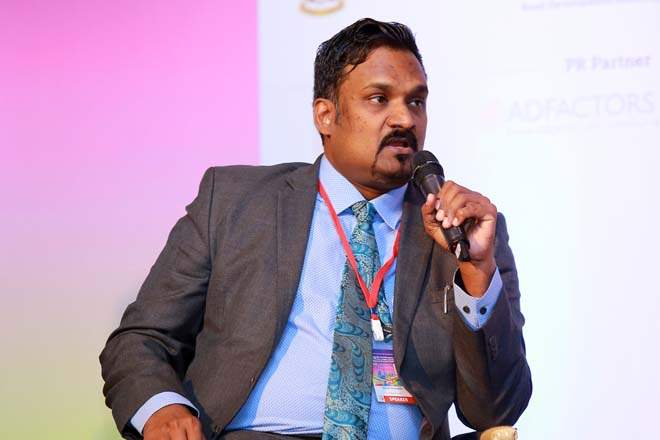 Future of Urbanisation in SL and inclusive housing in megapolis – Shankar Arumugham    Infrastructure Summit 2016 S4K1
