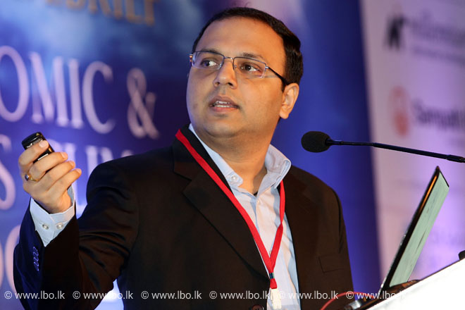 Global Growth – Opportunities and challenges – Saurav Anand | DB2016 S1K1