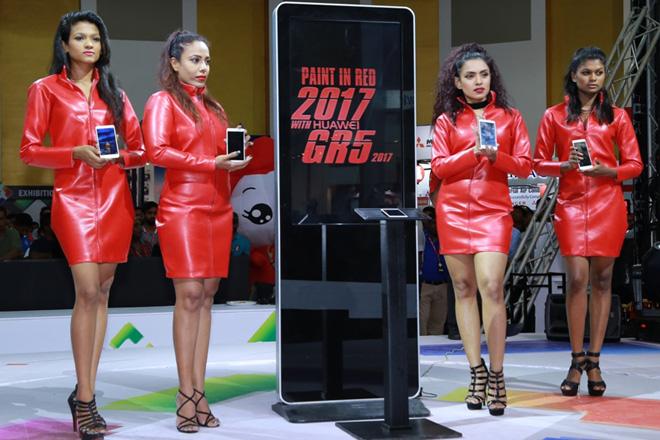 Huawei GR5 2017 launched in Sri Lanka – first in region