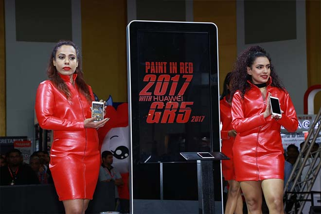 Huawei initiates 'Red Revolution' with launch of GR5 2017