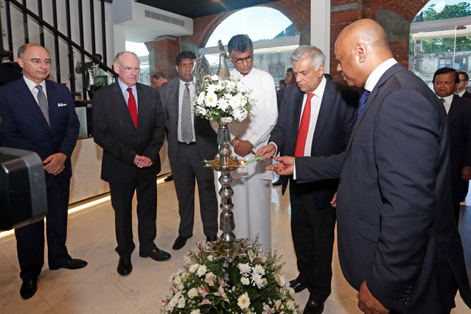 London Stock Exchange Group opens new tech facility in Sri Lanka