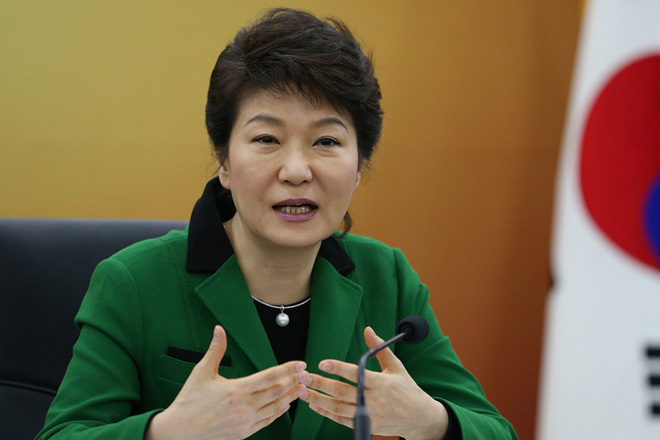 S Korea Park's presidential powers suspended; PM takes over as acting leader