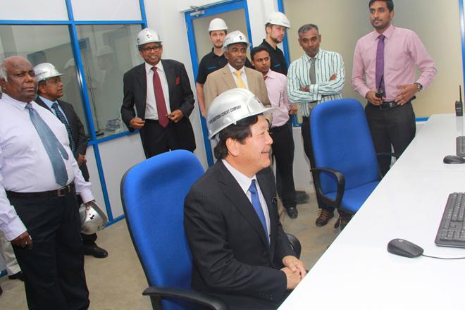 Sri Lanka's Tokyo Cement Company(Lanka) board resolves amalgamation