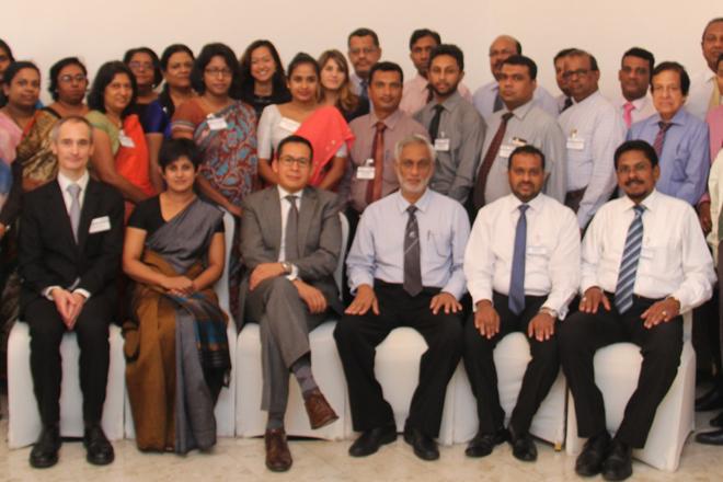 U.S., Sri Lankan experts discuss island's trade potential