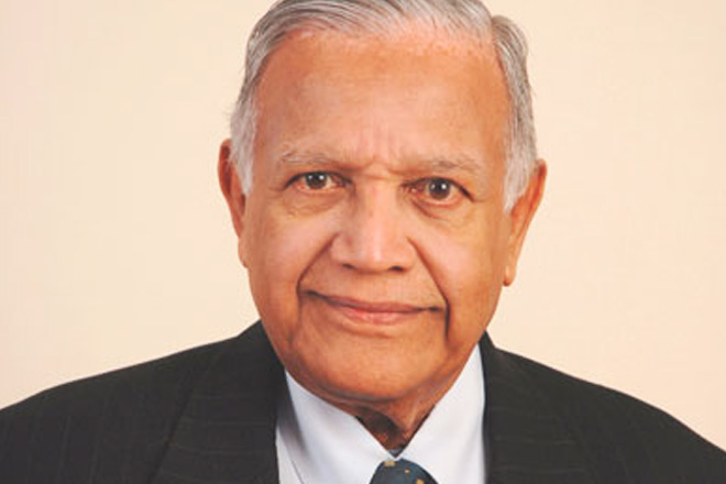 Condolence message for Sri Lanka's globally acclaimed legal luminary Justice Weeramanthry